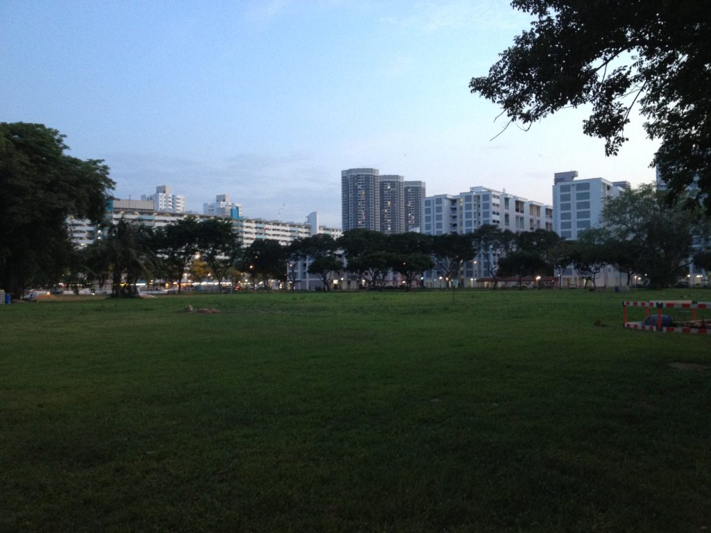 St George's Towers in Boon Keng
