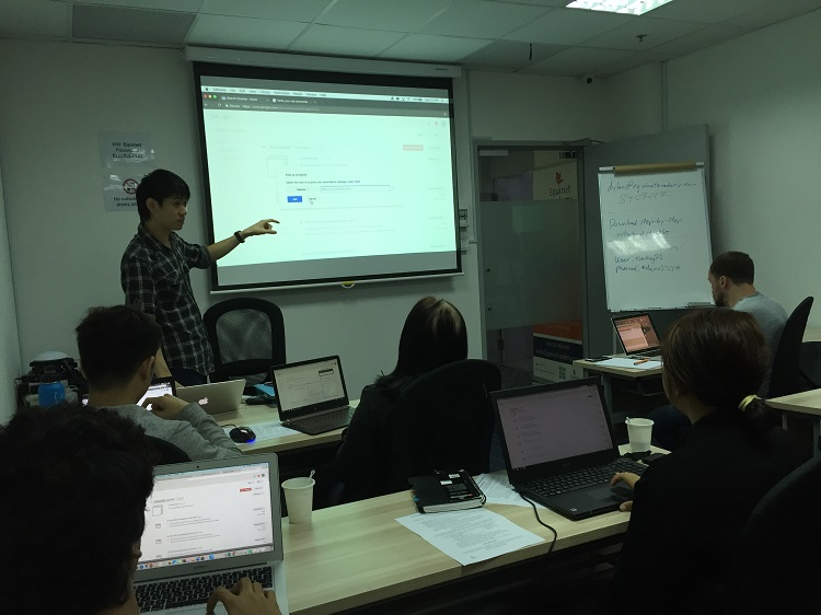 Equinet Academy SEO Course by Dylan Sun