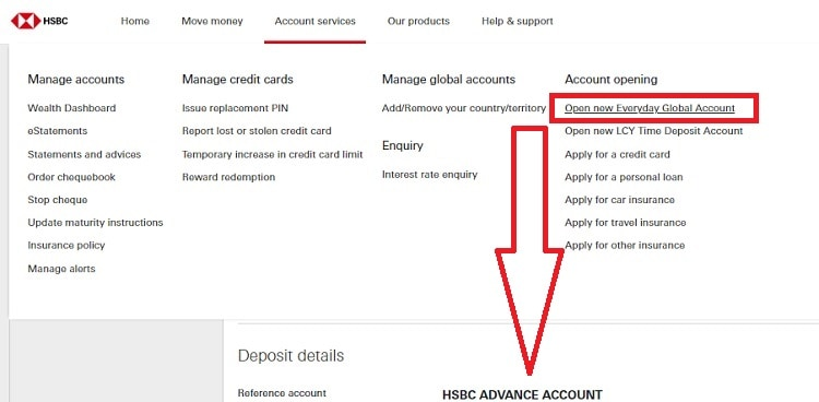hsbc-everyday-global-account-apply-online-banking